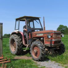 Zetor Tractor & Machinery Feature -
