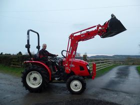 Branson Tractors -