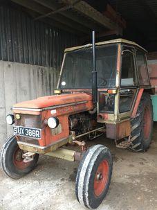 1977 Zetor 5718