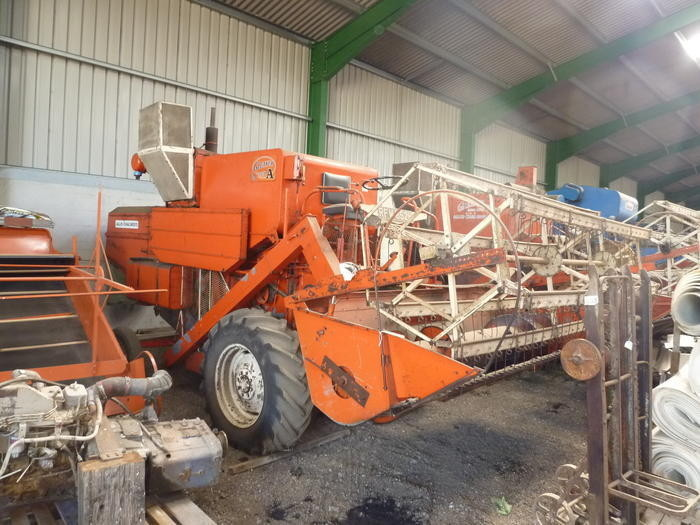 Allis Chalmers & Huard Plough Parts - LW Yarnold Ltd