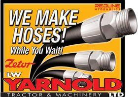 Hydraulic hoses -
