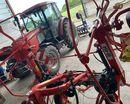 Rozmital OZ454 4 Rotor Tedder -