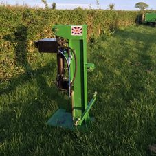 Price Fallows log splitter