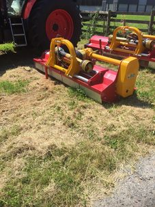 INO Elite 245 Flail Mower