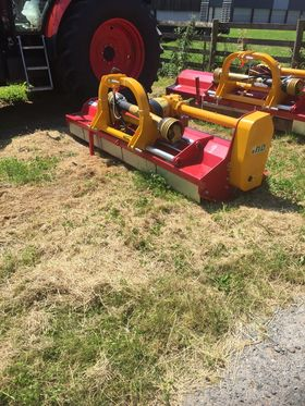 INO Elite 245 Flail Mower -