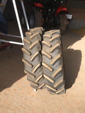 Row Crop Wheels -