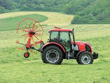 Rozmital OZ454 4 Rotor Tedder