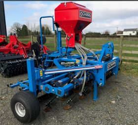 Carre Prairial S Singlepass 3m c/w Air Seeder (Meadow Preperation)  -