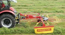 Rozmital Grassland Equipment