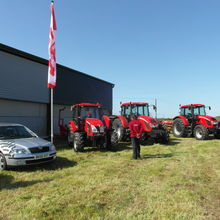 Zetor Roadshow - May 2014 -